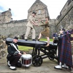 Fly Right Dance Co at Edinburgh Castle
