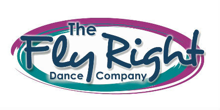 Fly Right Dance Co logo