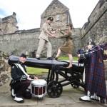 Fly Right Dance Co at Edinburgh Castle